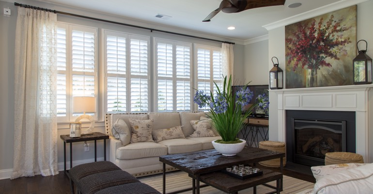 It S Not Hard To Understand Why Plantation Shutters Offer All The Things A Homeowner Could Want In Window Treatment