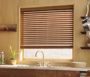 Jacksonville Faux Wood Blinds