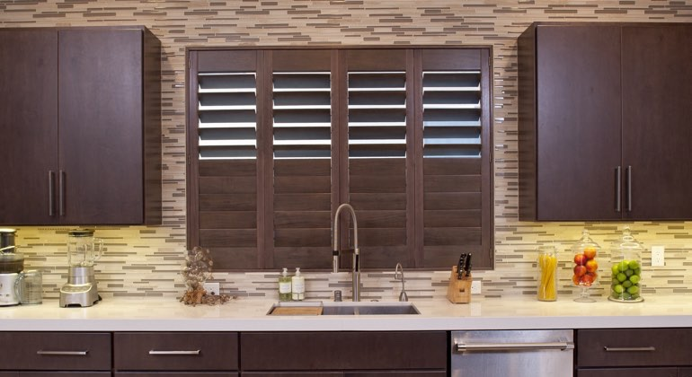 Jacksonville cafe kitchen shutters