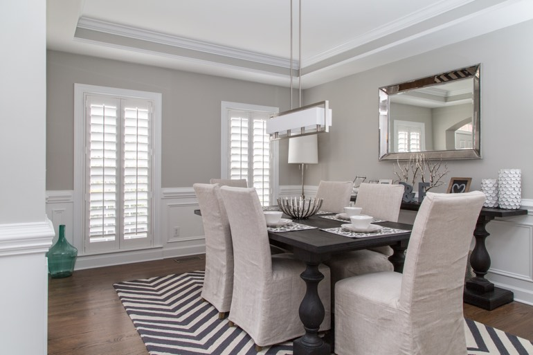 Jacksonville dining room design