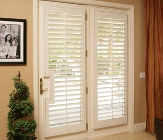 French Door Shutters In Jacksonville, FL