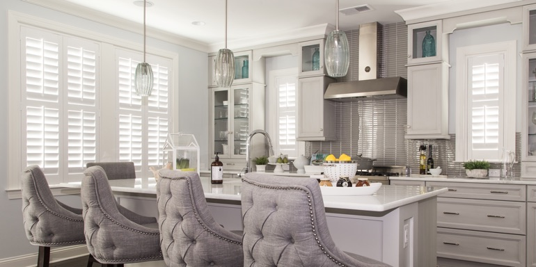 Jacksonville kitchen shutters