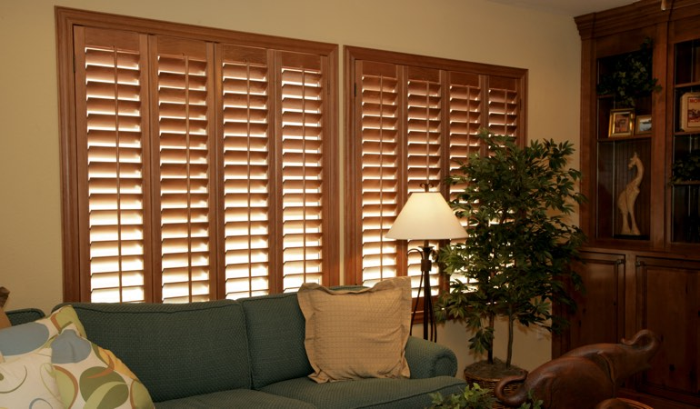 How To Clean Wood Shutters In Jacksonville, FL