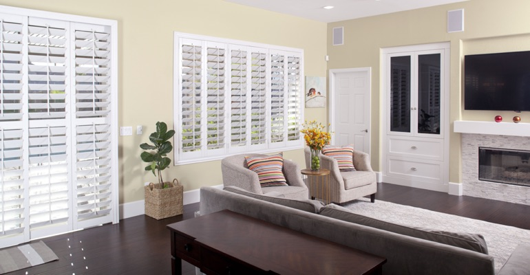 Polywood Plantation Shutters For Jacksonville, FL Homes