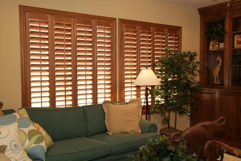 Ovation wood shutters in jacksonville sunburst shutters for Classic home furniture jacksonville fl