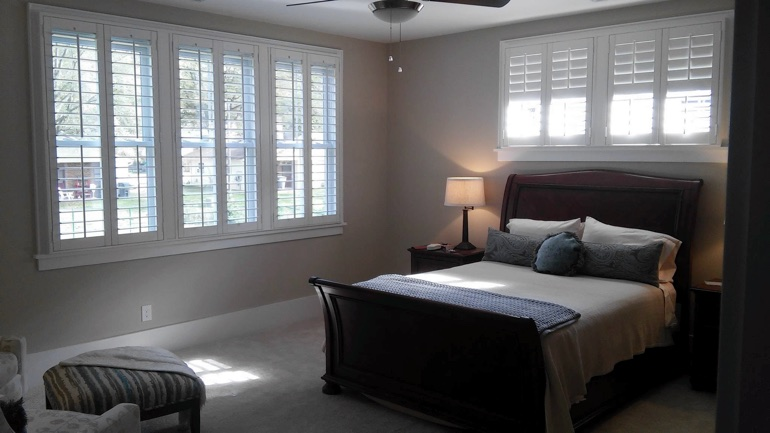 "Sunburst Shutters Jacksonville Shares ""Share Your Shutters"" Winner Image"