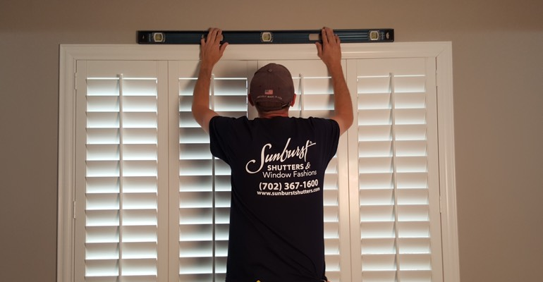Jacksonville plantation shutter measurement