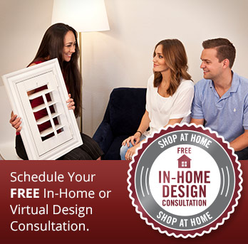 Schedule a shutter consultation in Jacksonville