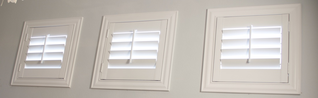 Jacksonville casement window shutter.